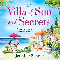 Villa of Sun and Secrets Cover