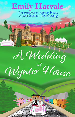 A Wedding at Wynter House Cover