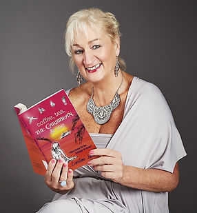 Caroline James Author Photo