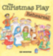 The Christmas Play Rehearsal Cover
