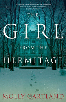 The Girl from the Hermitage Cover