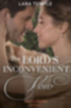 The Lord's Inconvenient Vow Cover