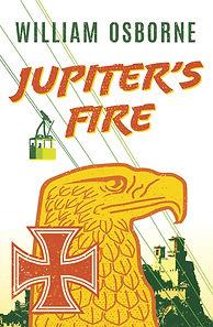 Jupiter's Fire cover