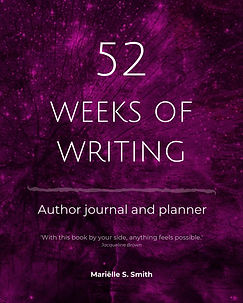 52 Weeks of Writing Author Journal and Planner, Vol. II Cover