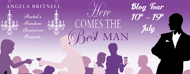 Here Comes the Best Man Banner