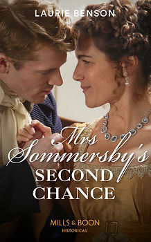 Mrs Sommersby's Second Chance Cover