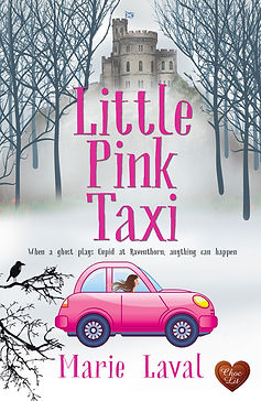 Little Pink Taxi Cover