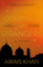 In The Company Of Strangers Cover