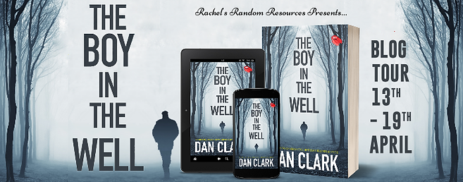 The Boy in the Well Banner