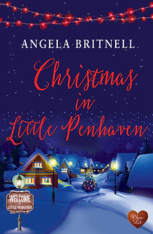 Christmas in Little Penhaven Cover