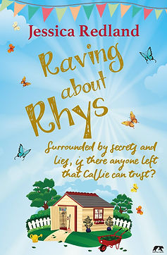 Raving About Rhys Cover