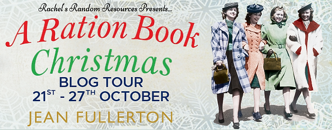 A Ration Book Christmas Banner