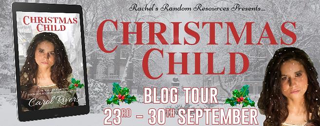 Christmas Child Banner