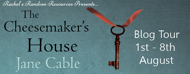The Cheesemaker's House Banner