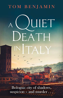 A Quiet Death In Italy Cover