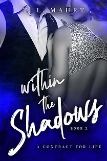 Within the Shadows Cover