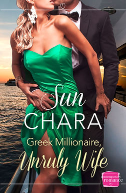 Greek Millionaire, Unruly Wife Cover
