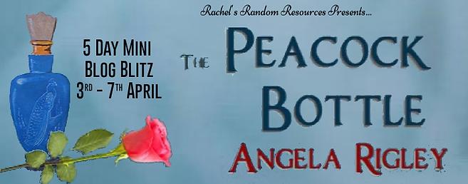 The Peacock Bottle Banner