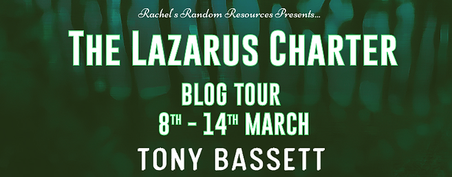 The Lazarus Charter Banner