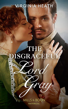 The Disgraceful Lord Gray Cover