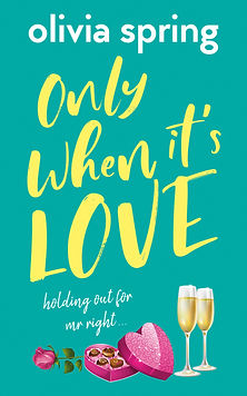 Only When It's Love: Holding Out For Mr Right Cover