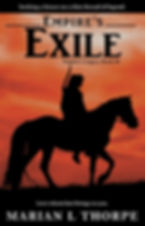 Empire's Exile Cover