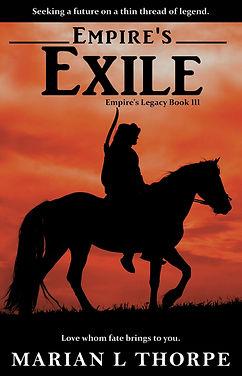 Empire's Exile Cover
