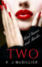 Two: Mind Games and Murder Cover