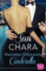 Manhattan Millionaire's Cinderella Cover