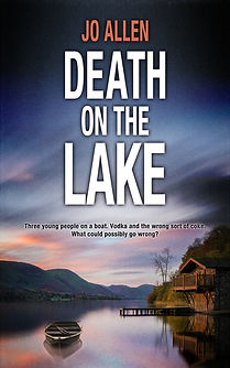 Death on the Lake Cover
