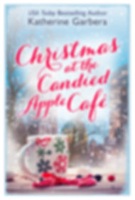 Christms as the Candied Apple Cafe Cover