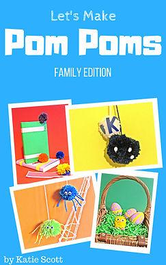 Let's Make Pom Poms Cover