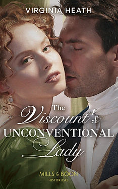 The Viscount's Unconventional Lady Cover