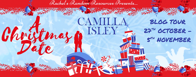 A Christmas Date Banner
