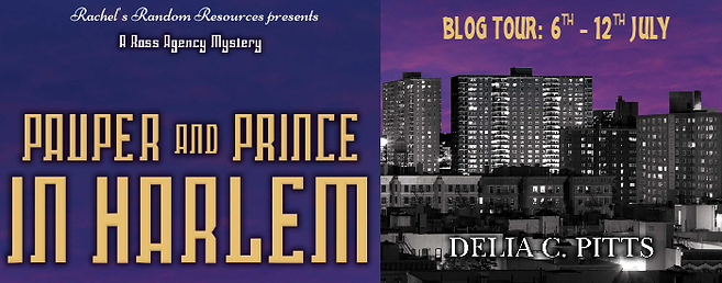 Pauper and Prince in Harlem Banner