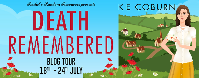 Death Remembered (A Sleuthing Club Mystery: Book 1) Banner