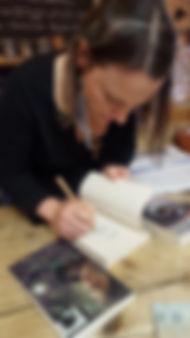 L V Hay Author Photo
