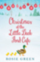 Christmas at The Little Duck Pond Café  Cover