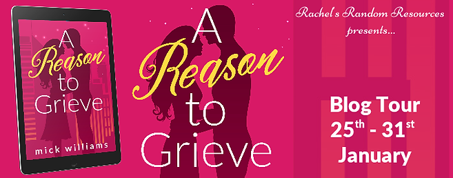 A Reason to Grieve Banner