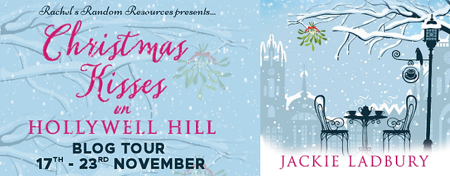 Christmas Kisses on Hollywell Hill Banner