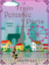 A Train From Penzance to Paris Cover