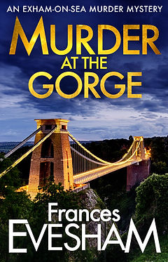 Murder at the Gorge Cover