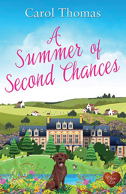 A Summer of Second Chances Cover
