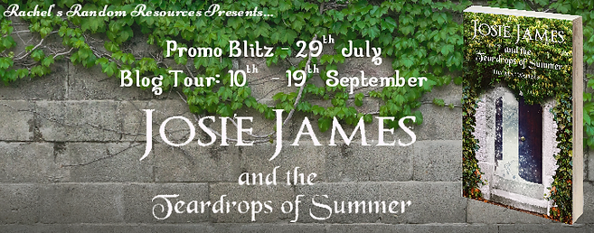 Josie James and the Teardrops of Summer Banner
