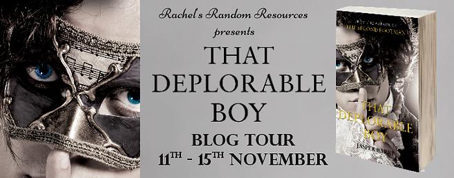 That Deplorable Boy Banner