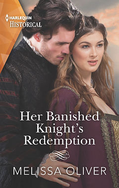Her Banished Knight's Redemption Cover
