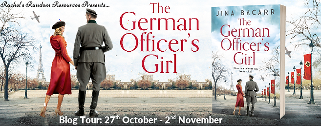The German Officer's Girl Banner