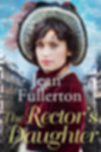 The Rector's Daughter Cover