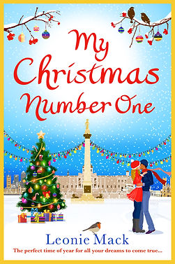 My Christmas Number One Cover