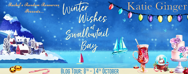 Winter Wishes at Swallowtail Bay Banner